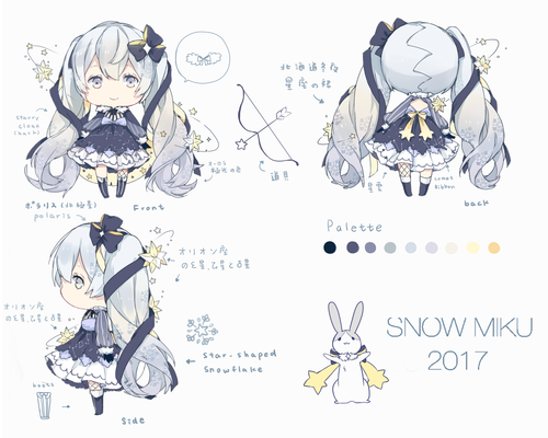 ☆POLARIS SNOW MIKU☆