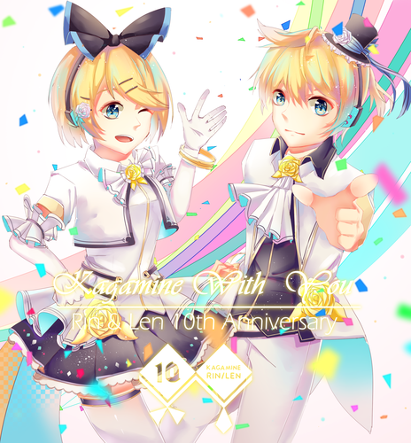 KAGAMINE With You