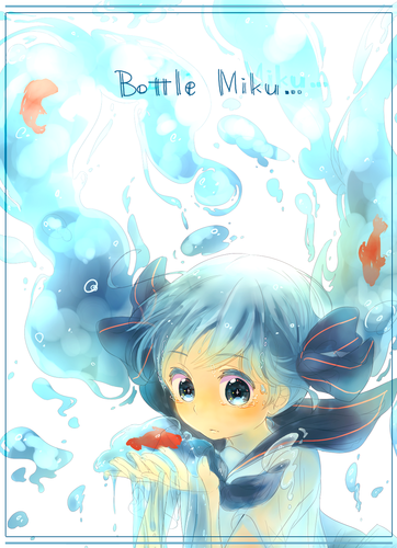 Bottle Miku...