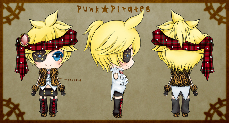 Punk★Pirates(レン)