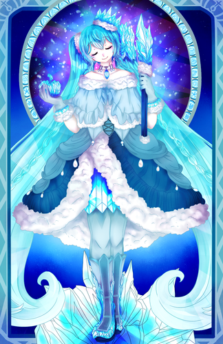 Soft Ice  [Snow miku 2019 design]