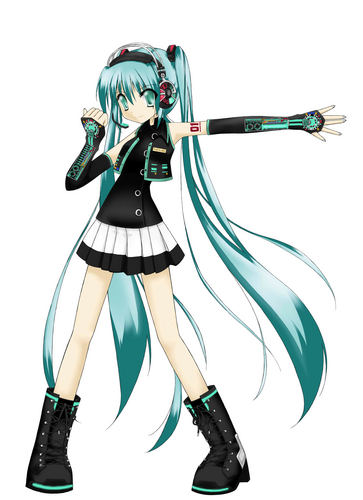 Hatsune Miku U.S. Version