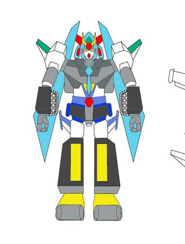 Piaproピアプロイラスト初音ミクオリジナルロボットアニメ風ソング