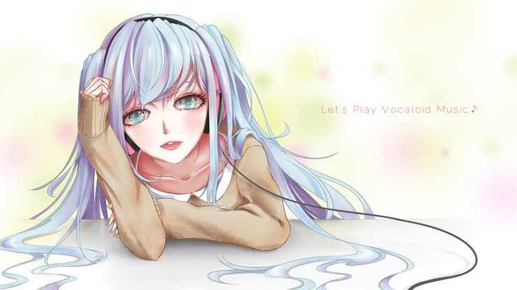 Let's Play Vocaloid Music