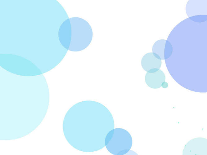 Piaproピアプロイラスト水玉背景画