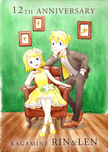 12TH ANNIVERSARY RIN&LEN