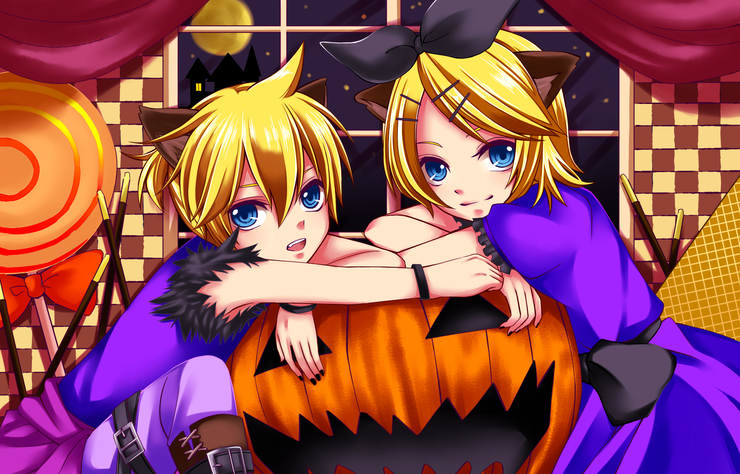 Trick or Treat !!(10月)