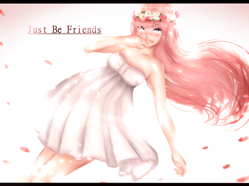 [MMD] Just Be Friends