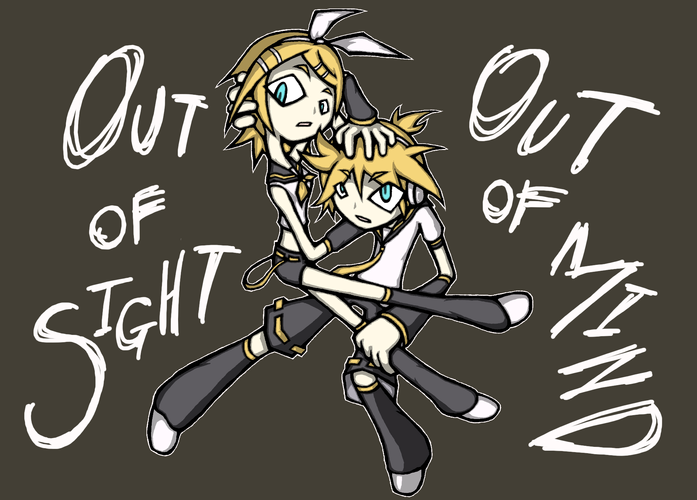 Out Of Sight - Out Of Mind