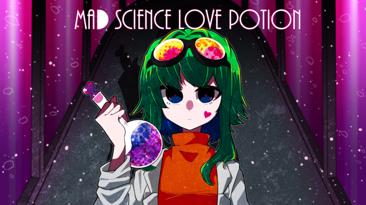 MAD Science Love Potion