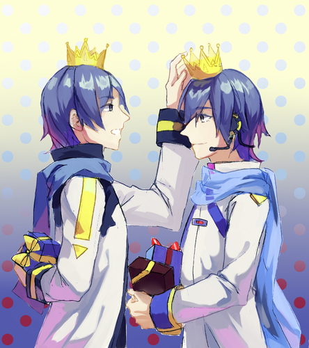 Happy birthday to KAITO V3!