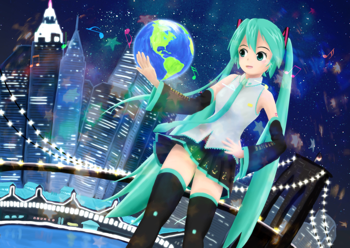 MIKU WORLD
