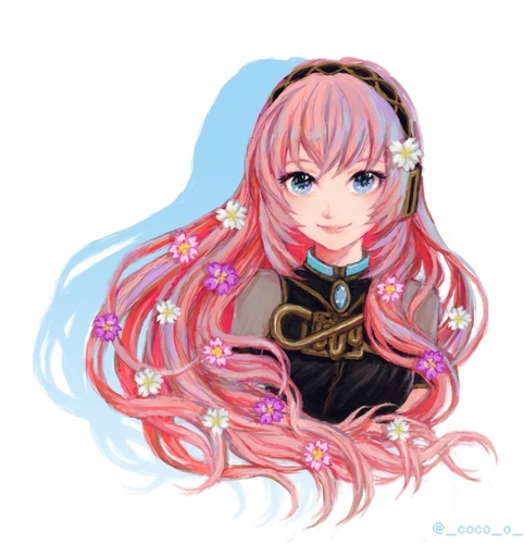Megurine Luka 10th Anniversary