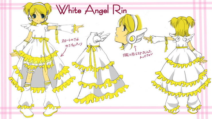 【SGコス2】White Angel Rin