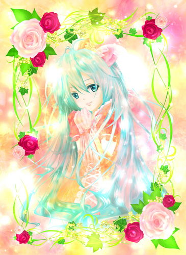 Happy Birthday to Miku