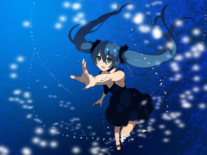 Piaproピアプロイラスト深海少女