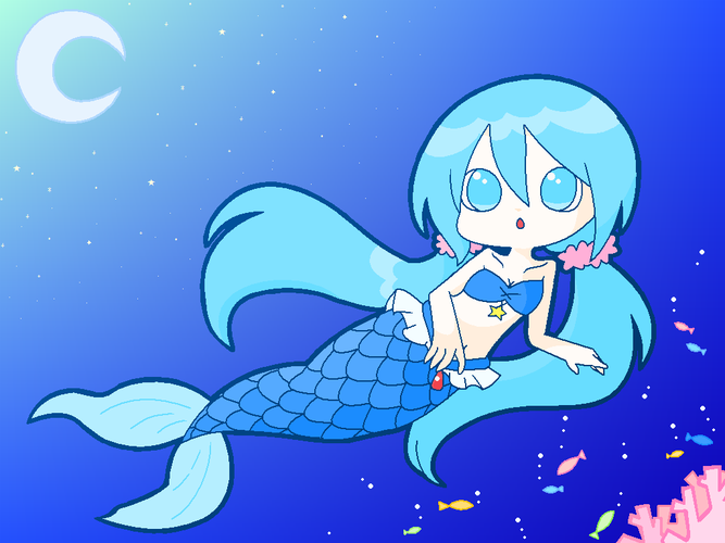 Mermaid lullaby