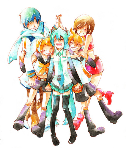 HAPPY VOCALOID