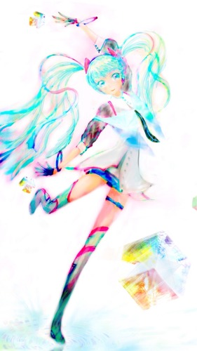 Miku Magical Mirai 2015 Happy 8th Birthday