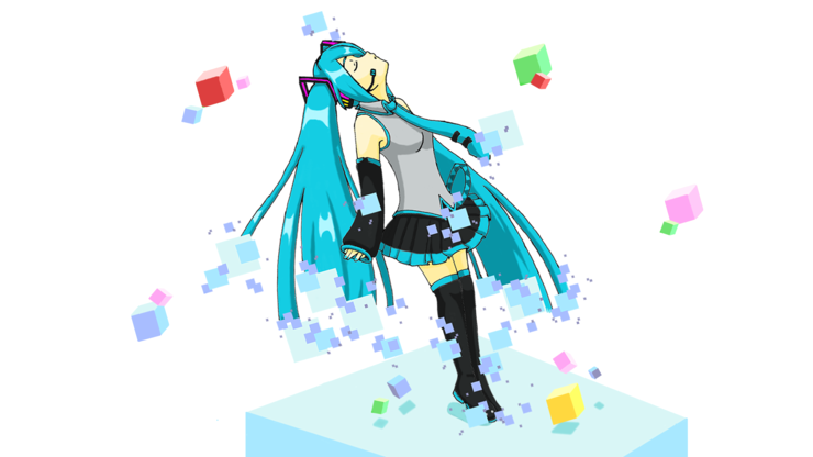 Birth of Hatsune Miku