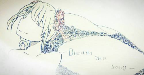 -Dream one song-