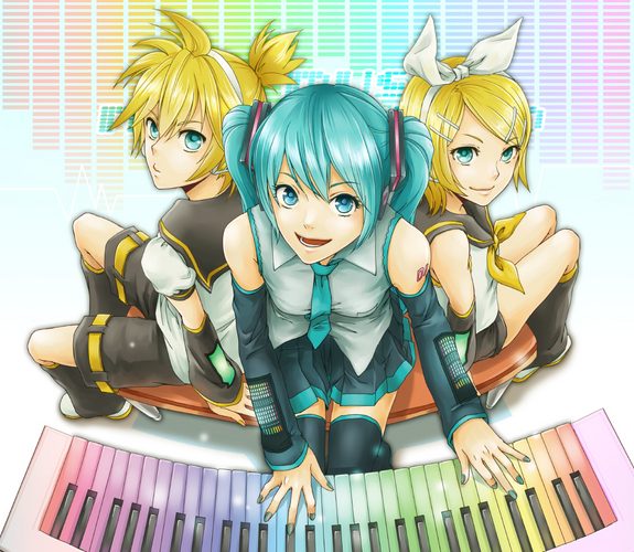 NO MUSIC NO VOCALOID