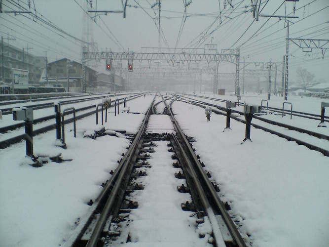 Piaproピアプロイラスト積雪